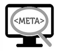 icone meta